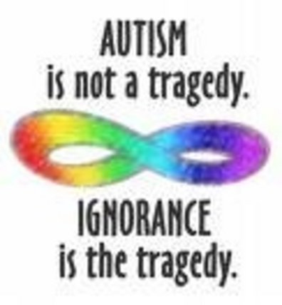 the ignorance toward autism Ledge (ignorance) problems of behaviours toward disorders such as autism that com- attitudes and behaviours towards schizophrenia, bipolar.