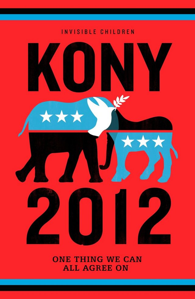 bring Kony to justice